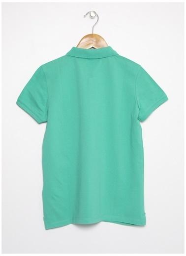 U.S. Polo Assn. U.S. Polo Assn. Yeşil Erkek Çocuk T-Shirt Yeşil